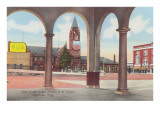 Union Pacific Station, Cheyenne, Wyoming Posters