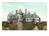Indian Springs, Bosk Residence, Newport, Rhode Island Print