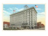 Hotel Brunswick, Lancaster, Pennsylvania Posters
