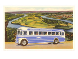 Southern Greyhound Bus Posters