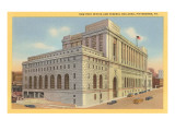 Post Office and Federal Building, Pittsburgh, Pennsylvania Art
