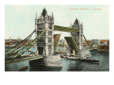 Tower Bridge, London, England Pósters