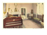 Music Room, Mt. Vernon, Virginia Art