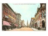 Main Street, La Crosse, Wisconsin Posters