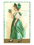 St. Patricks Day, the Wearing of the Green Plakaty
