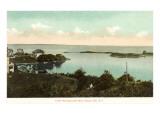 Little Narragansett Bay, Watch Hill, Rhode Island Prints