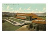 Zoo, Highland Park, Pittsburgh, Pennsylvania Prints