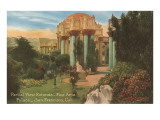 Palace of Fine Arts, San Francisco, California Posters