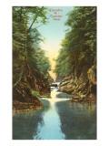 Clarendon Gorge, Clarendon, Vermont Prints