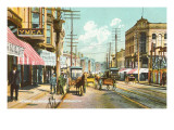 Sycamore Street, Petersburg, Virginia Posters