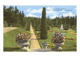 Manito Park, Spokane, Washington Prints