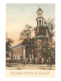 Christ Church, Alexandria, Virginia Posters