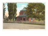 Old Tollgate, Alexandria, Virginia Prints