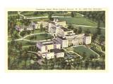 Hôtel Greenbrier, White Sulphur Springs, Virginie Occ. Posters