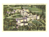 Greenbrier Hotel, White Sulphur Springs, West Virginia Posters