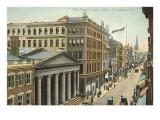 The Arcade, Providence, Rhode Island Print