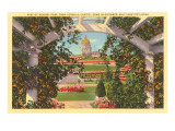 Memory Park, Capitol, Salt Lake City, Utah Poster