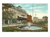 Opera House, Newport, Rhode Island Posters
