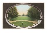 Bowling Green, Mt. Vernon, Virginia Prints