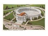 Arlington Memorial Amphitheater, Arlington, Virginia Prints