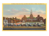 Courthouse, School of Design, Providence, Rhode Island Prints