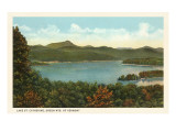 Lake St. Catherine, Vermont Prints