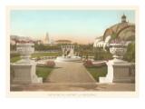 Botanical Gardens, Balboa Park, San Diego, California Prints