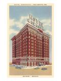 Hotel Newhouse, Salt Lake City, Utah Art