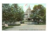Senator Elkins Estate, Elkins, West Virginia Prints