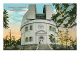 Dominion Observatory, Victoria, British Columbia Posters
