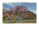 Grand Teton, Wyoming Posters