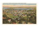 Monona Bay, Madison, Wisconsin Prints