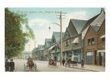 Bellevue Avenue, Newport, Rhode Island Kunstdrucke