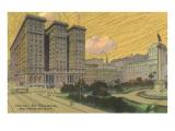 Hotel St. Francis, San Francisco, California Poster