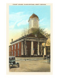 Courthouse, Charleston, West Virginia Posters