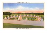 Wigwam Village Number 2, Motel Prints