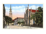Church Street, Charleston, South Carolina Prints