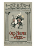 Souvenir Post Card, Providence, Rhode Island Prints