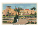 Motion Picture Hall of Fame, World's Fair, San Diego Posters