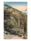 The Y, BYU, Provo, Utah Kunstdrucke