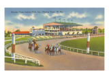 Racetrack, Charles Town, West Virginia Posters