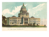 State Capitol, Providence, Rhode Island Art