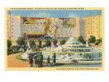 San Francisco World's Fair, Peacemakers Mural Photo