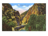 Ogden Canyon, Utah Prints