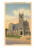 St. Francis de Sales Church, Bennington, Vermont Posters