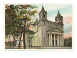 Sacred Heart Cathedral, Richmond, Virginia Print