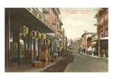 Chinatown, San Francisco, California Print