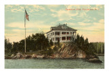 Squantum Club, Providence, Rhode Island Art