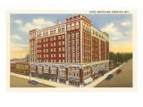 Hotel Northland, Green Bay, Wisconsin Prints