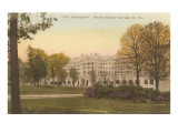 Greenbrier Hotel, White Sulphur Springs, West Virginia Prints